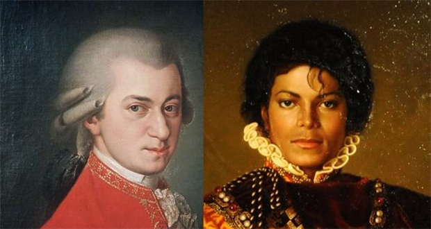 Mozart and Jackson