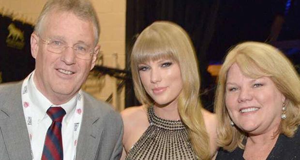 Taylor Swift's Parent