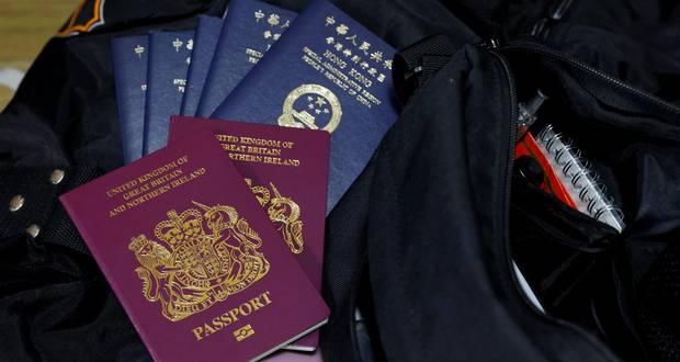 Fake Passport Loophole