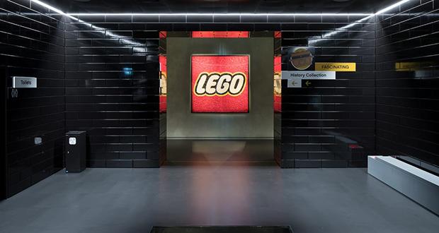 Secret Lego Vault