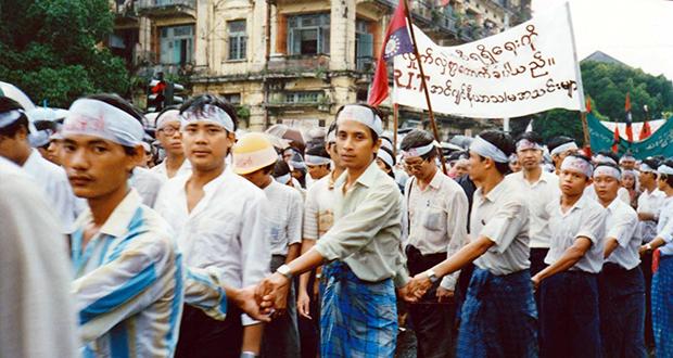 Burma Coup