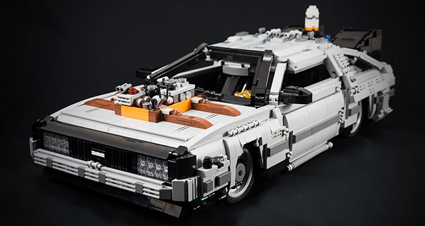 Lego Time Machine