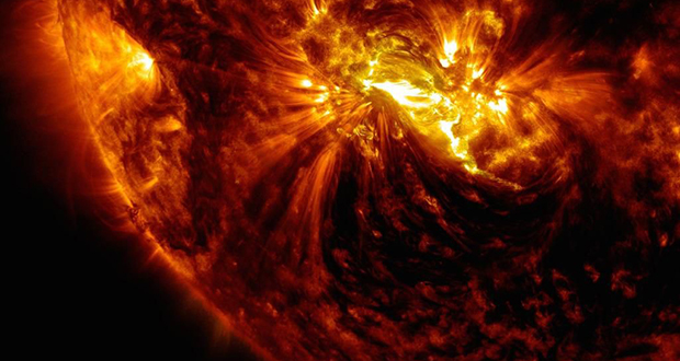 1972 Solar Flare