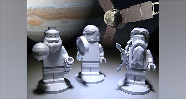Juno Minifigures