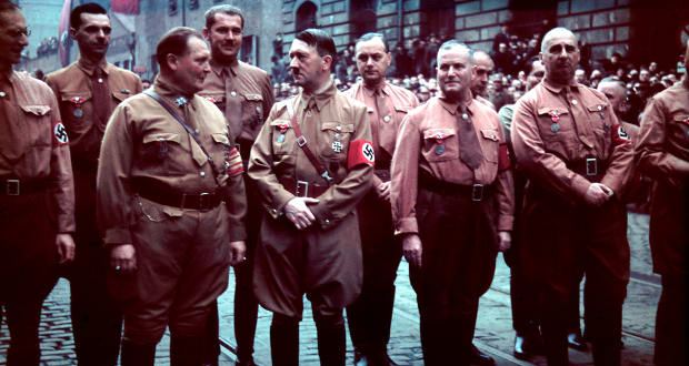 Attempted Nazi Coup