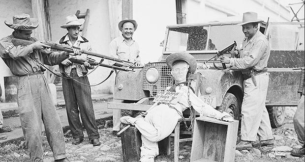 Guatemala Coup