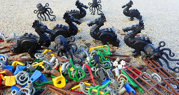 Lego Beaches