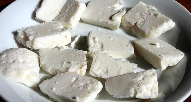 Serbian Donkey Cheese
