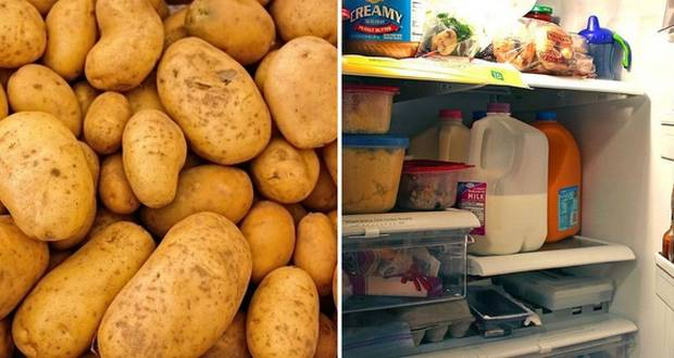 Refrigerated Potatoes