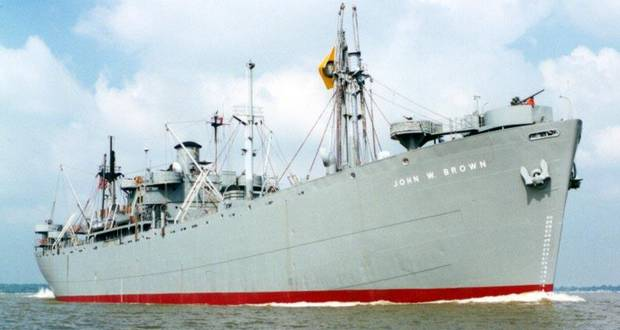 WW2 Liberty Ships