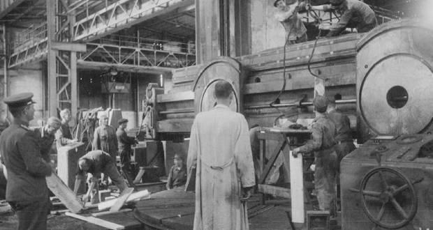 German Factories in USSR