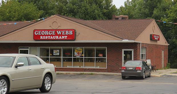 George Webb's