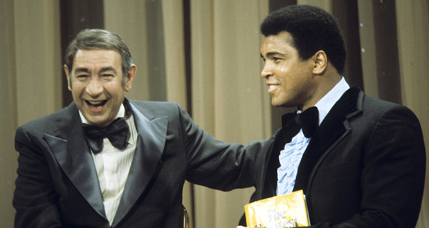 Ali and Cosell's Relationship