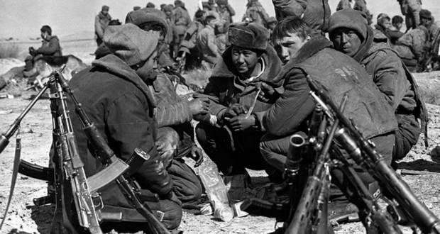 Soviet Troop Atrocities