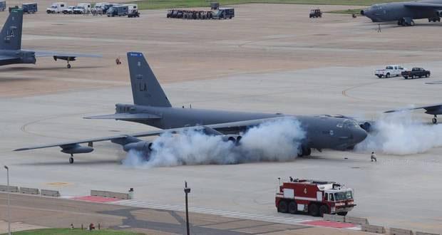 B-52's Cart Start