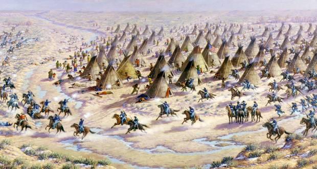 Sand Creek Massacre