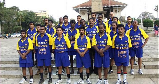 Sri Lankan National Handball Team