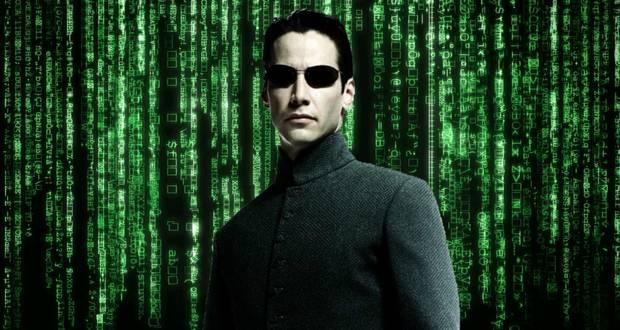 Neo from Matrix