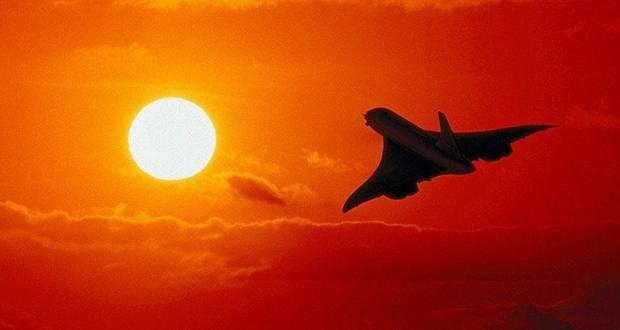 Concorde Sunrise