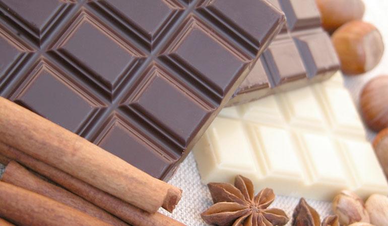 Resulta ng larawan para sa types of chocolate