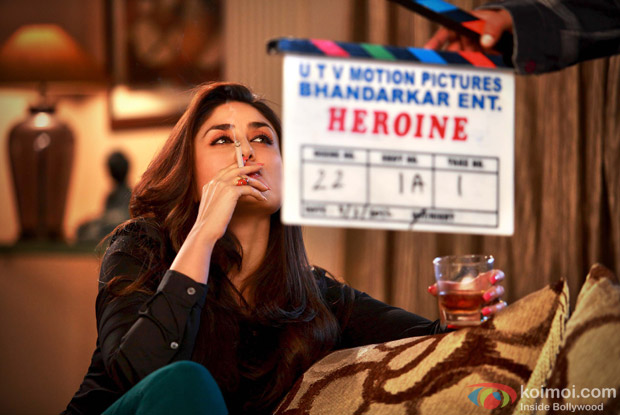 Film 'Heroine,' Kareena Kapoor wore over 130 different dresses by top fashion designers from all over the world