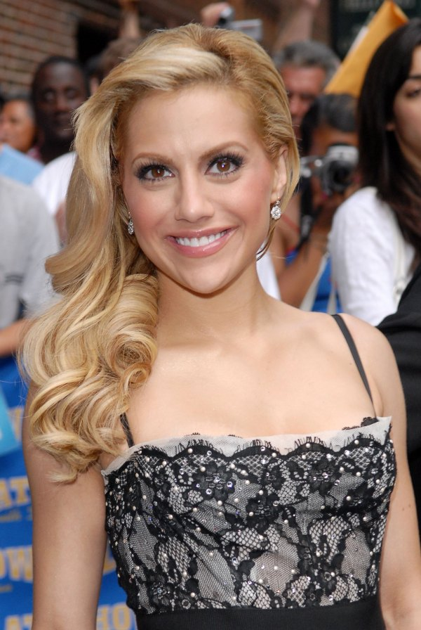 Brittany Murphy Arriving Late Show With David Letterman Facts