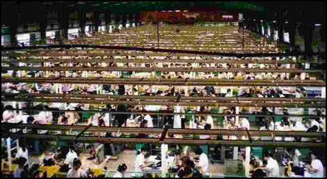 Image result for third world factory workers
