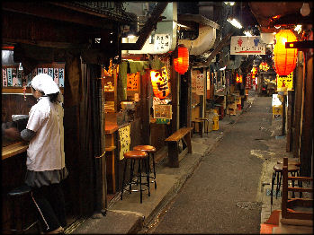 RESTAURANTS AND FAST FOOD IN JAPAN MICHELIN STARS