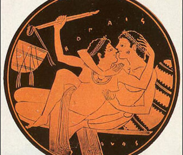 Prostitutes And Courtesansin Ancient Greece