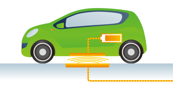 Wireless Charging of Electric Cars