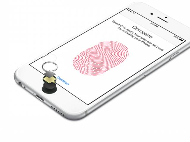 IPhone 8 may have Touch ID fingerprint sensor integrated into OLED screen