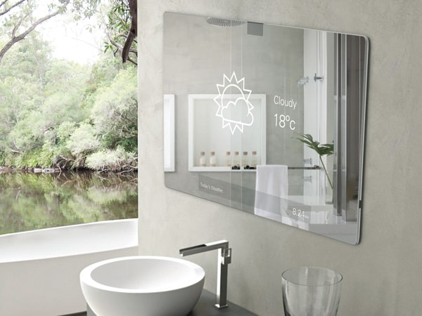 Griffin Connected Mirror