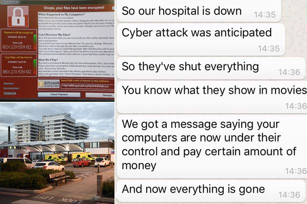 At least one Australian firm hit by global cyber attack