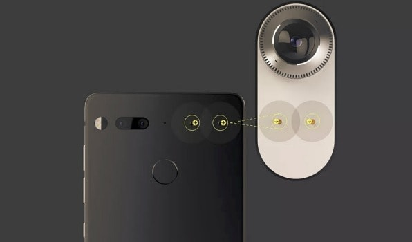 Andy Rubin dual camera
