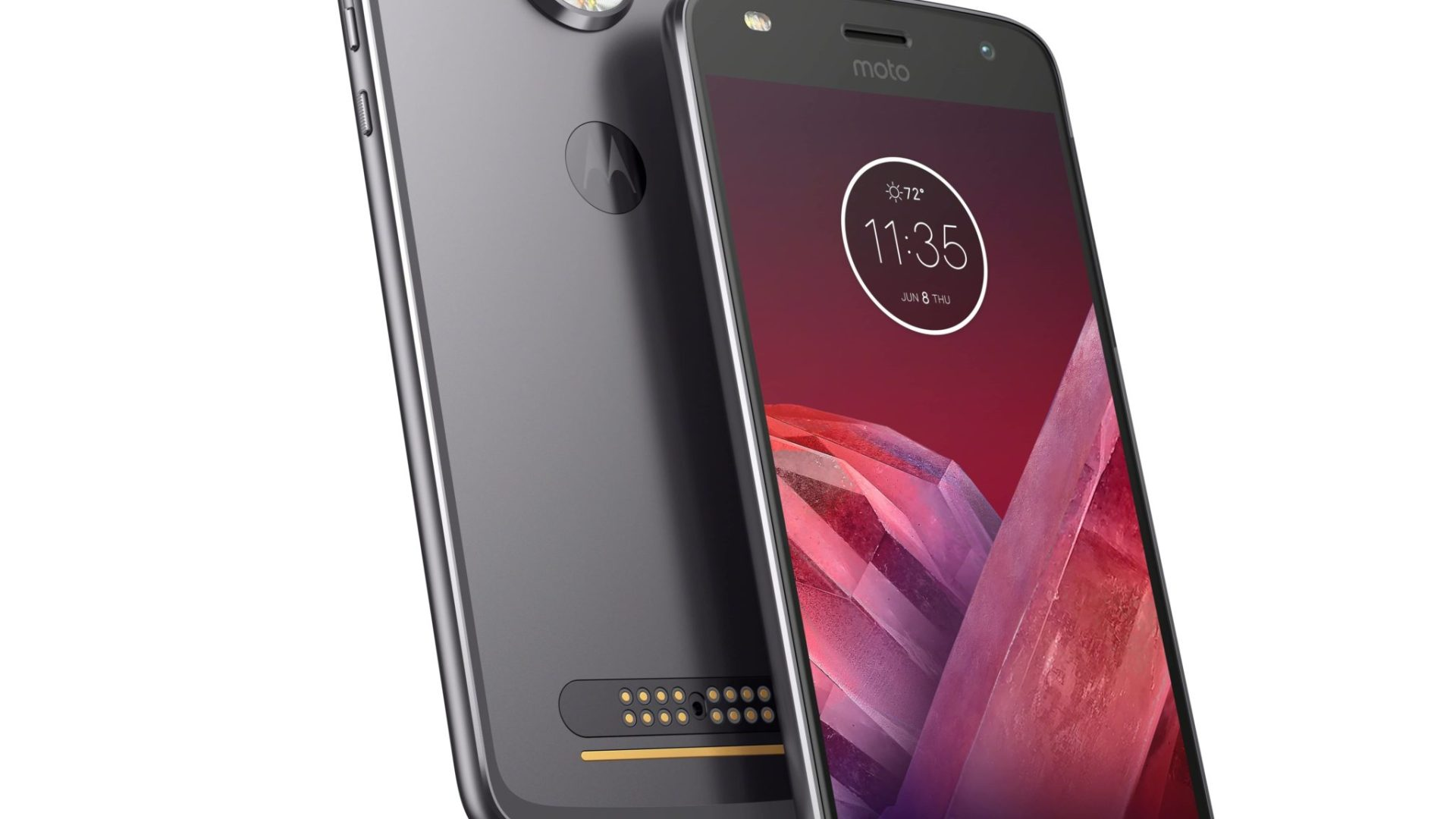 New Moto Z2 Play 2017