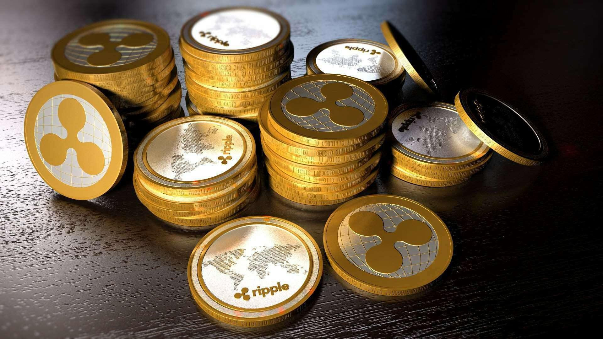 Ripple briefly overtakes Ethereum as the No. 2 crypto