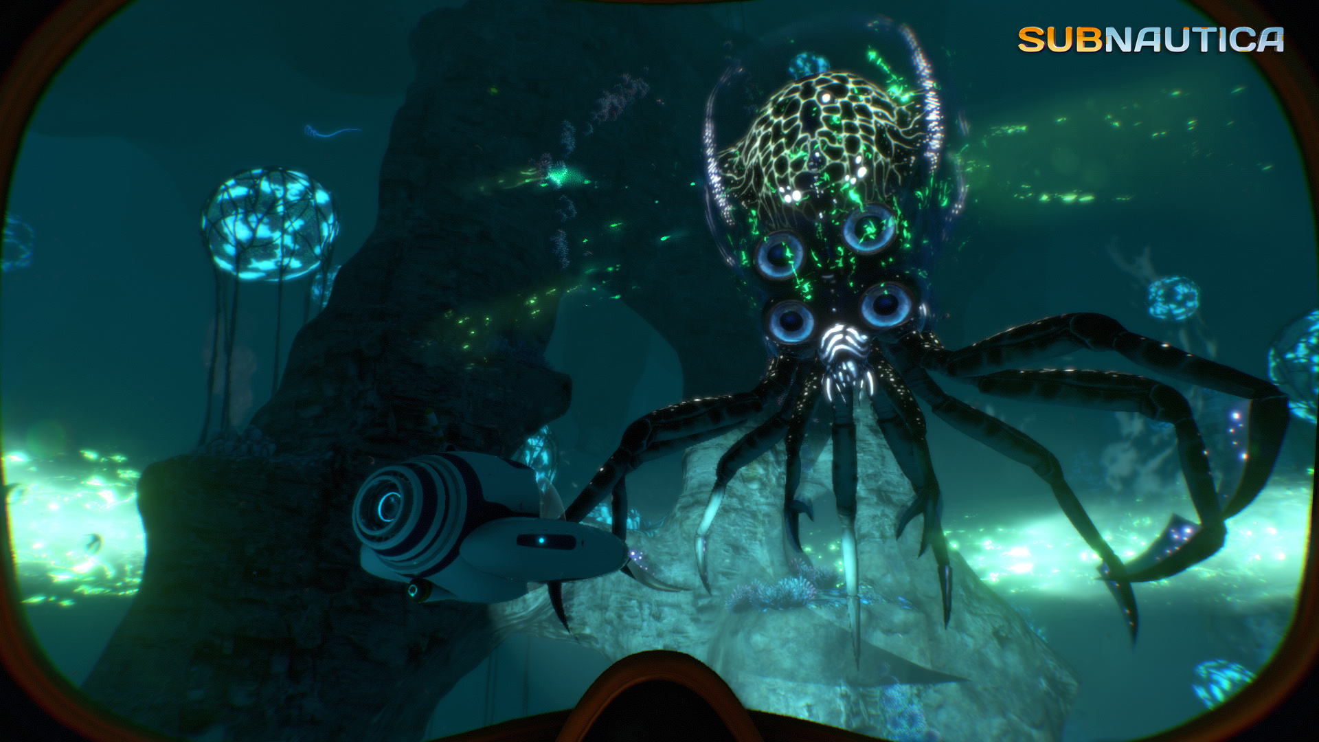 subnautica how to get started maps creatures game items and much