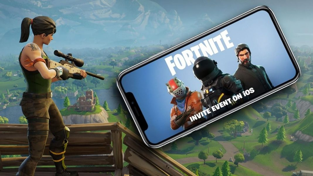 Fortnite Battle Royale Is Coming To Mobile Devices With Cross Play