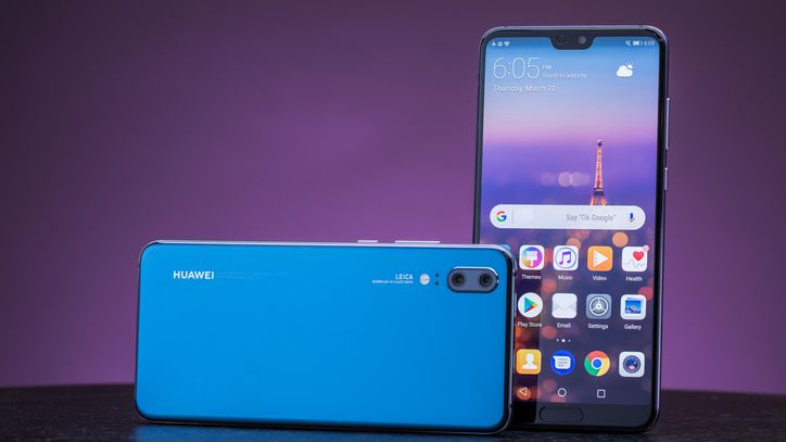 Huawei reports strong sales push 2017 profit up 28.1 pc
