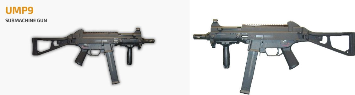 What Pubg Guns Look Like In Real Life Facts Chronicle