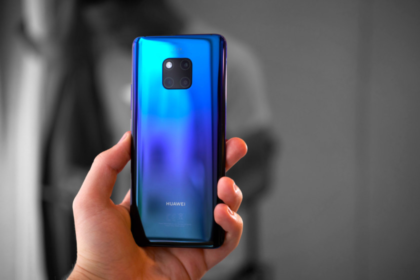 Image: Huawei Mate 20 Pro / androidauthority.com