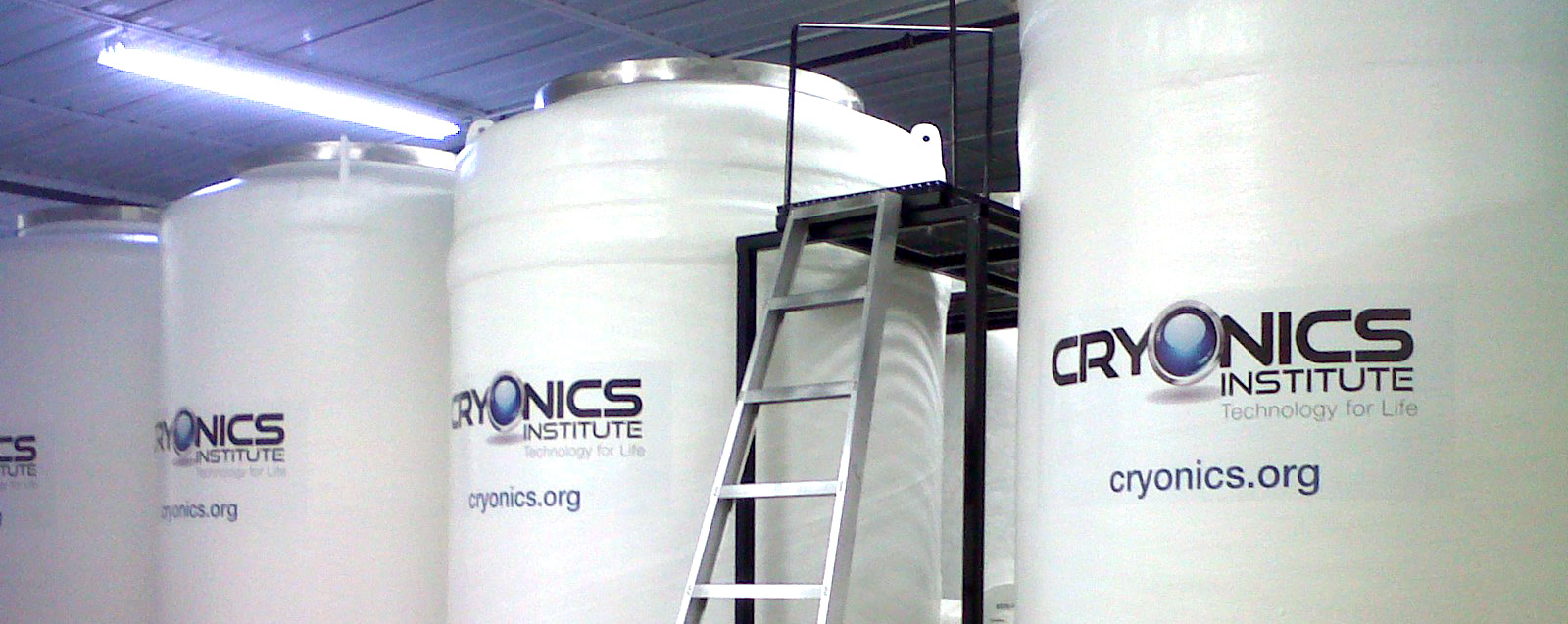 Cryonics, dead body preservation