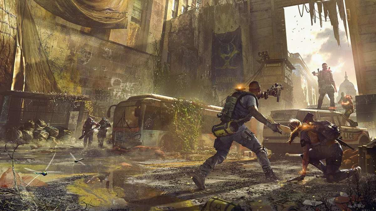The Division 2 Lag