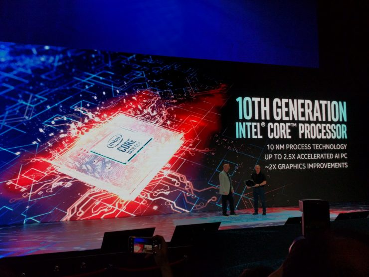 Intel 10th Gen Ice Lake CPUs Launched: Can Intel Fight Back