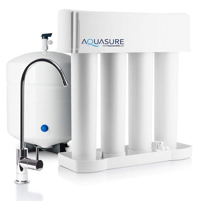 Aquasure Premier Advanced 75 GPD Reverse Osmosis Water Filtration System
