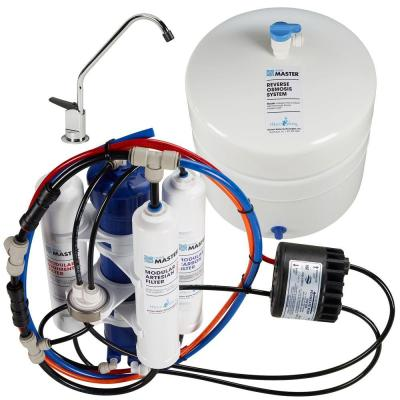 ome Master TMAFC-ERP Artesian Full Contact with Permeate Pump