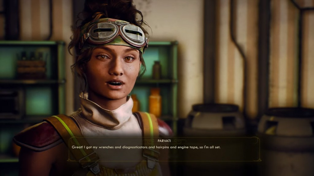 Parvati Outer Worlds
