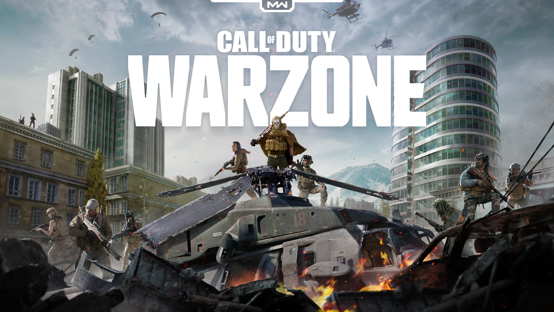 warzone, loadouts, Call of Duty