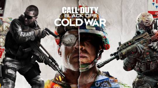 Black Ops Cold War Call of Duty