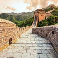 Great Wall of China Facts for Kids - Ten-Thousand Mile Long Wall